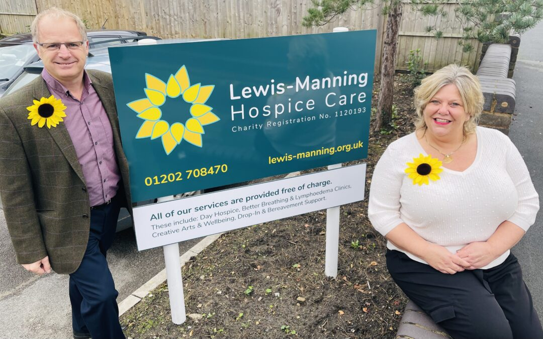 Lewis-Manning Hospice Care welcomes on board new Trustee talent