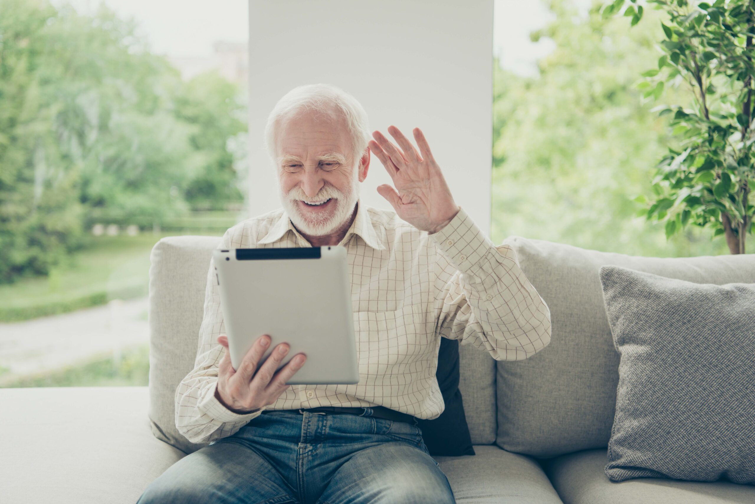 Virtual Day Hospice Launched To Combat Loneliness