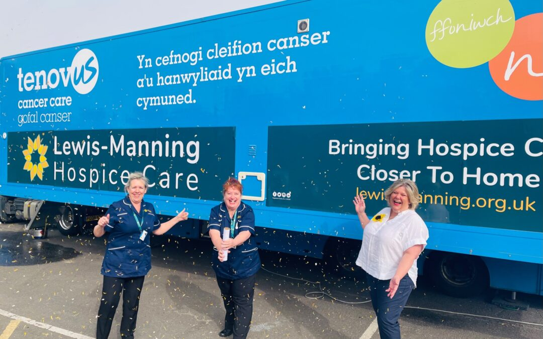 Lewis-Manning Hospice Care Launches New Mobile Lymphoedema Clinic