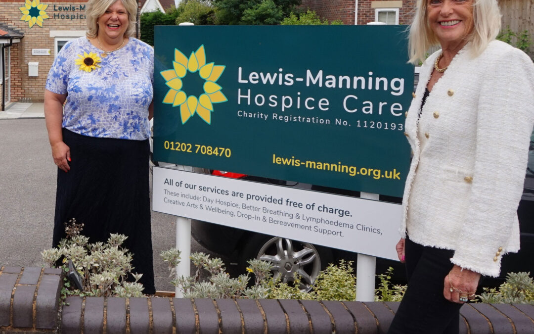 Felicity Irwin Joins Lewis-Manning Hospice Care As Patron