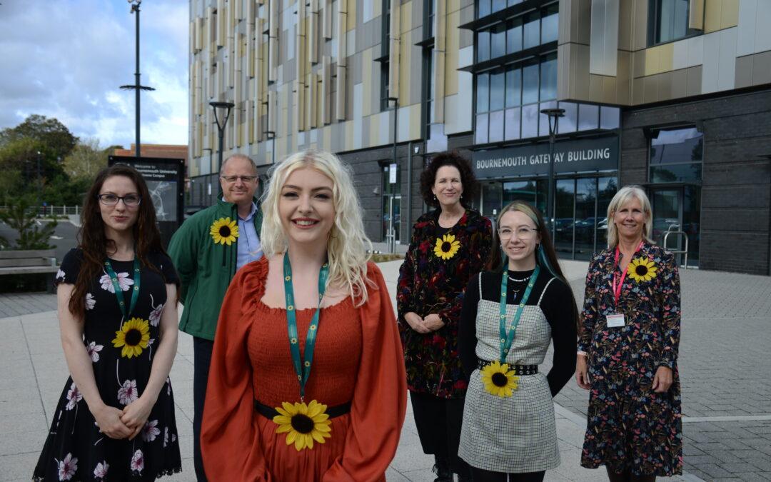 Bournemouth University Nursing Students awarded Lewis-Manning Hospice Care end-of-life care Scholarships